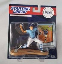 Tampa Bay Rays Baseball Chris Archer Sports Superstar Collectibles Actio... - $10.39