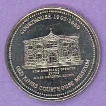 1994 Municipality of the County of Kings Nova Scotia Trade Token Courtho... - $3.00