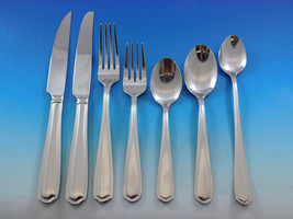 Tarbor by Reed & Barton Stainless Steel Flatware Set 12 Service 115 piec... - $787.05