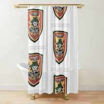 US Army Special Operations Association Shower Curtain - $98.99