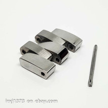 Spare Stainless steel link Watchband for Tissot PRC200 PRS200 T461 T0144... - $18.81