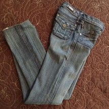 Rock & Republic Blue Jeans Size 26 Cut# 001285 - $33.25