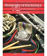 Standard Of Excellence Book 1, for Tenor Saxophone, by Bruce Pearson  Bo... - $5.83