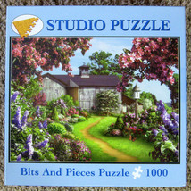 On a Clear Day Bits & Pieces 1000 Piece Jigsaw Puzzle Alan Giana Complete - $7.50