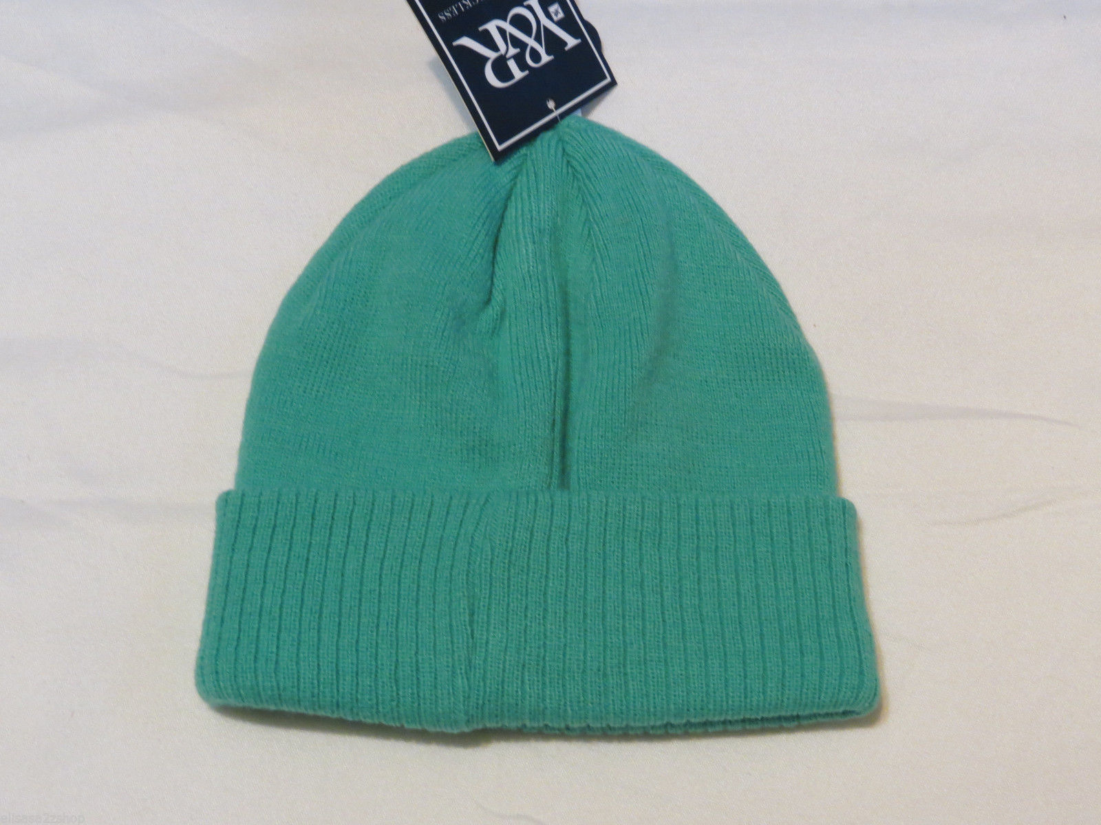 brand new 12142 6473d Young   Reckless Beanie womens Juniors mint and 20 similar items