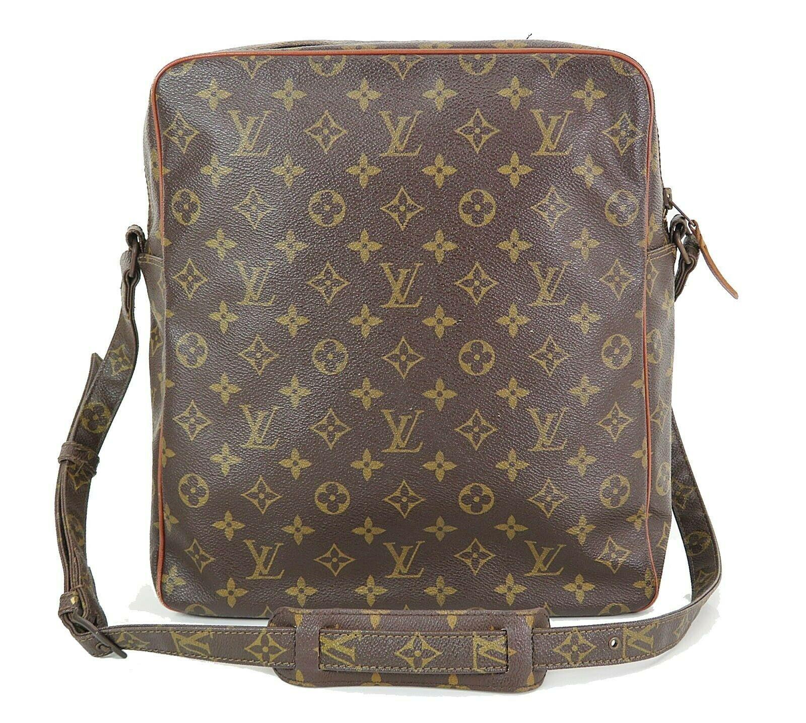 Auth VTG LOUIS VUITTON Marceau Monogram Messenger Shoulder Bag #34998 image 4