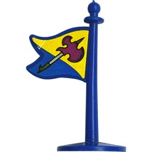Crossbows and Catapults, 1983 Lakeside, Vikings Flag ERRONEOUSLY ON BLUE... - $4.99