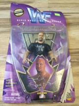 Stone Cold Steve Austin WWF Signature Series 1 Wrestling action figure W... - $12.50