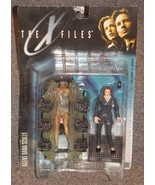 Vintage 1998 X Files Agent Dana Scully Figure New In The Package - $29.99