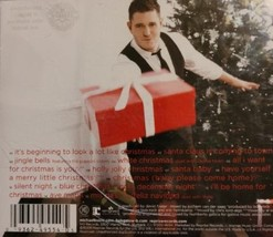 Christmas by Michael Bublé Cd image 2