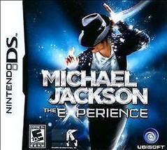 Michael Jackson: The Experience (Nintendo DS, 2010) Game Only - $7.60