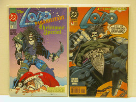 LOBO #1 AND LOBO CHRISTMAN SPECIAL - FREE SHIPPING! - $14.03