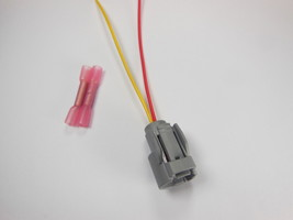 1993-1997 Honda Del Sol Thermo Switch Pigtail Wiring Plug New - $14.85