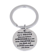 Vesungimey You Are Braver Than You Believe Stronger Than You Seem Inspir... - $12.18
