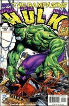 Marvel THE RAMPAGING HULK (1998 Series) #2 NM - $1.69