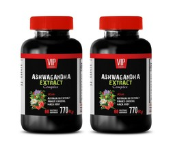 anti inflammatory supplement - ASHWAGANDHA COMPLEX 770MG - adaptogen cap... - $24.27
