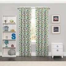 Eclipse Dippy Dinos Blackout Window Curtain Panel 42 x 63 Multicolor - $17.85