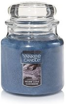 Yankee Candles Warm Luxe Cashmere Medium Jar Candle 14.5 oz - $25.00