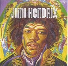 JIMI HENDRIX - (USPS) Limited Edition SOUVENIR SHEET FOREVER STAMPS 16 - $14.95