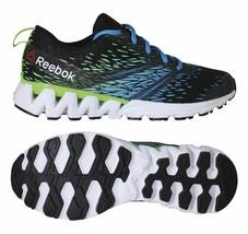 Girls Reebok Grade School ZigKick Sierra Shoe Black Size 6 #NGSTP-251 - $49.99