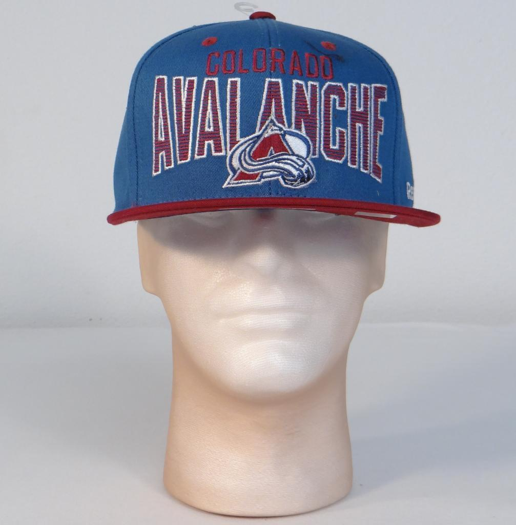 e44a1f38577 Reebok NHL Colorado Avalanche Blue Baseball and 50 similar items. S l1600