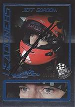 Autographed Jeff Gordon 2015 Press Pass Cup Chase Edition Racing Headliners (#24 - $89.96