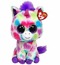 Ty Beanie Boos Wishful Unicorn Plush - $19.60