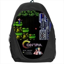 backpack contra retro geek pixel nerd 8 bit dos gamer shooter coin floppy pixels - $39.79