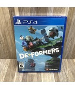 DE-FORMERS Sony PlayStation 4 PS4 Game Brand New Sealed - $22.76