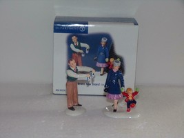 Dept 56 Snow Village Brand New Shoes! SET/2-NEW In Box - $17.33