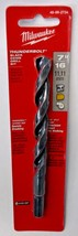 "Milwaukee 48-89-2734 7/16"" Thunderbolt Oxide Drill Bit - $8.17"