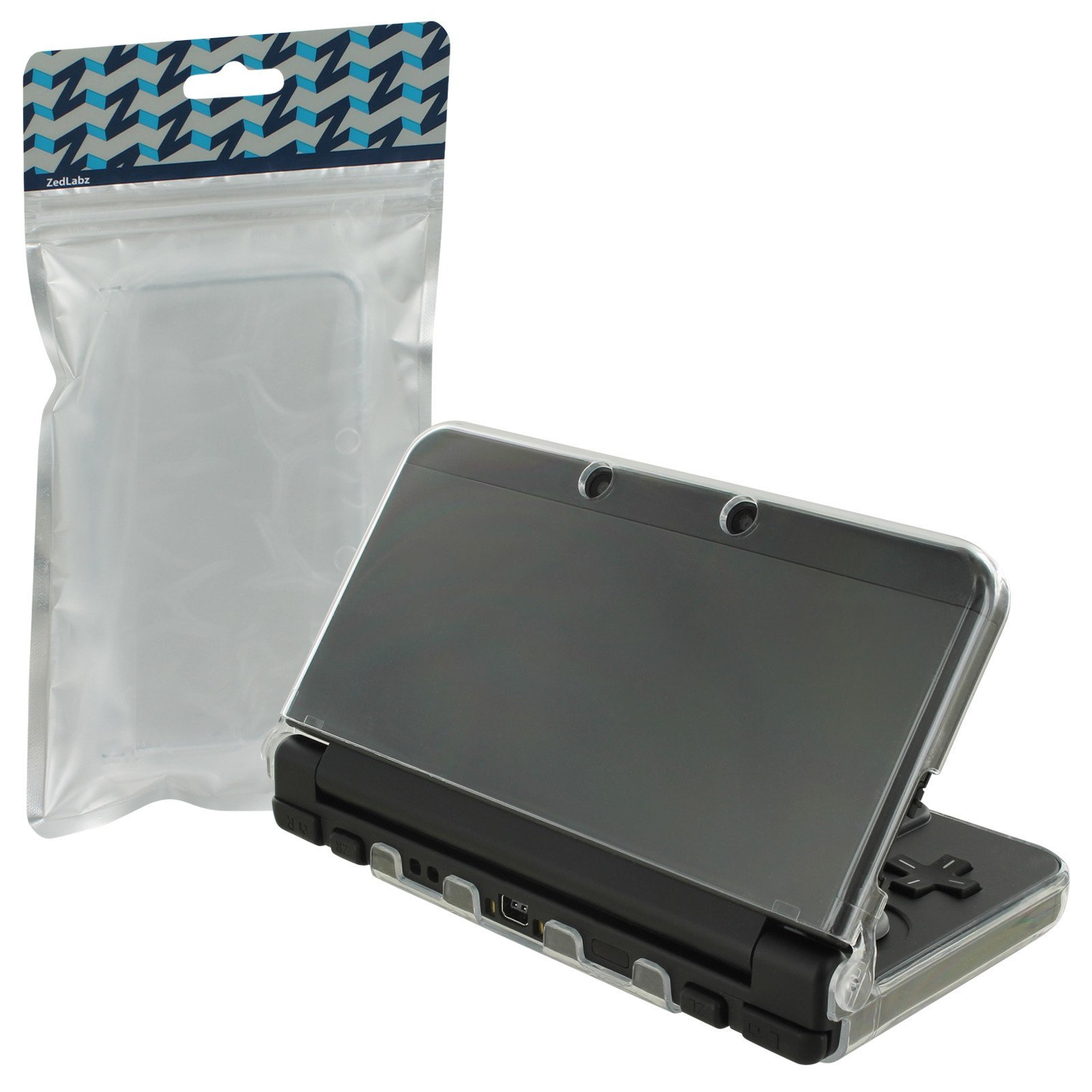 Primary image for ZedLabz case for Nintendo New 3DS - (New 2015 regular size model) - polycarbonat