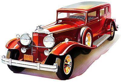 Primary image for 1931 Packard - Promotional Advertising Poster