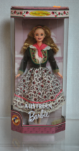 Austrian Barbie (Collector Edition) Dolls of the World #21553 Mattel NRF... - $16.00