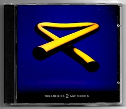 Mike Oldfield Tubular Bells 2 CD Warner UK 1992 - AS NEW - $18.95