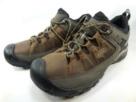 Keen Targhee III Low Top Sz 11 M (D) EU 44.5 Men's WP Trail Hiking Shoes 1017783 - $88.15