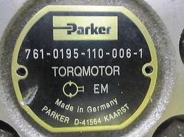 PARKER 761-0195-110-006-1 HYDRAULIC TORQMOTOR  image 3
