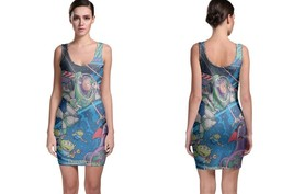 Buzz Lightyear Toy Story Bodycon Dress - $22.99+