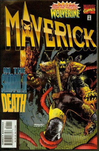Maverick In the Shadow of Death [Comic] [Jan 01, 1997]