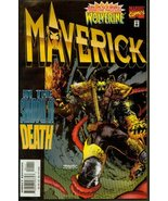 Maverick In the Shadow of Death [Comic] [Jan 01, 1997] - $2.95