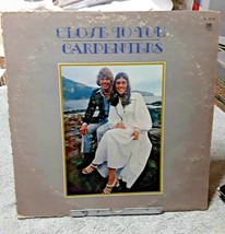 Carpenters Close To You 1970 Record A&M 4271 - $3.00