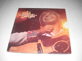 An Evening With John Denver on Record -- CPL2-0764-1 -- Vintage Live Dou... - $30.00