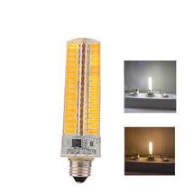 E11 7W Dimmable SMD5730 Warm White Pure White 136LEDs Corn Light Bulb AC... - $9.50