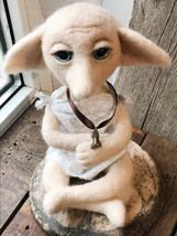 Dobby doll, Dobby the house elf, for Harry Potter fans - $175.00