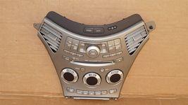 06 Subaru Tribeca B9 Heater Climate Control Dash Air Vents Info Stereo Faceplate image 3
