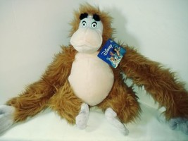 """Disney's Nwt 14"""" King Louie From The Jungle Book (Awesome!!!) - $23.60"""