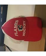 Calgary Flames Hockey Baseball Hat Cap - $26.76