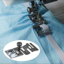 Sewing Machine Presser Foot Elastic Band Stretch Feet For Janome Brother... - $12.55