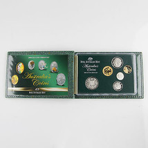 2004 SIX COIN PROOF SET AUSTRALIA'S COINS - $79.16