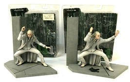 McFarlane Toys The Matrix Series 1 2003 Twin 1 and Twin 2 Action Figures - $39.45